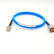 3GHz 0.7M MF402 N(M)-BNC(M) Flexible Cable Assembly 50옴