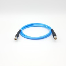 27GHz 75Cm LL210 SMA(M) to SMA(M) Flexible Cable Assembly / 50옴