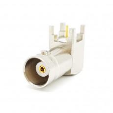 3GHz BNC(F)RA 4R 50ohm G-Receptacle PCB-Pin-3mm