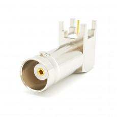 3GHz BNC(F)RA 4R(Long) 50ohm G-Receptacle PCB-Pin-3mm