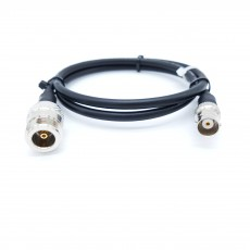 N(F)-BNC(F) LMR-200 Cable Assembly-50옴