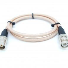 BNC(F)-TNC(F)R.P(역심형) RG-400 40Cm Cable Assembly-50옴