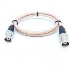 BNC(F)암컷-BNC(F)암컷 RG-400 40Cm Cable Assembly-50옴