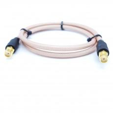 SMA(F)암컷-SMA(F)암컷 RG-400 40Cm Cable Assembly-50옴
