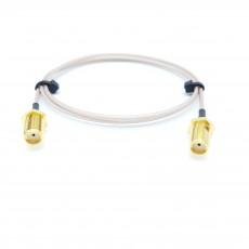 SMA(F)BH(암컷)-SMA(F)BH(암컷) RG-178B/U 10Cm Cable Assembly-50옴