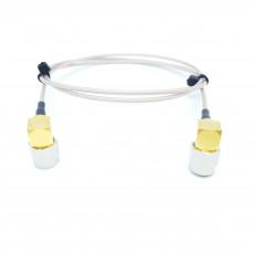 SMA(M)RA(수컷)-SMA(M)RA(수컷) RG-178B/U 10Cm Cable Assembly-50옴