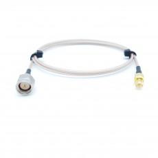 SMA(M)(수컷)-MCX(M)(수컷) RG-178B/U 10Cm Cable Assembly-50옴