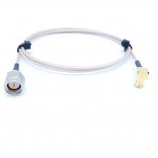 SMA(M)(수컷)-MCX(M)RA(수컷) RG-178B/U 10Cm Cable Assembly-50옴