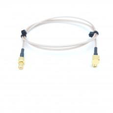 MCX(M)(수컷)-MCX(M)RA(수컷) RG-178B/U 10Cm Cable Assembly-50옴