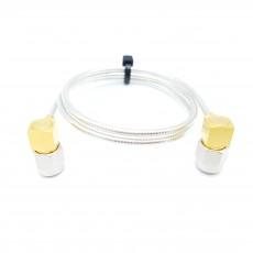 SMA(M)RA수컷-SMA(M)RA수컷 SF085 Cable Assembly-50옴