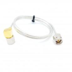 SMA(M)RA수컷-SMA(M)수컷 SF-085 Cable Assembly-50옴