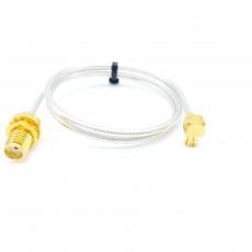 SMA(F)BH암컷-MCX(M)RA수컷 SF-085 Cable Assembly-50옴