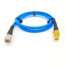 SMA(M)수컷-SMA(F)BH암컷 SS-402 Cable Assembly-50옴
