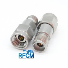 2.92mm(M) to 2.92mm(F): 40 GHz_Precision Test Adapter