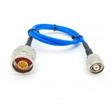 N(M)수컷-TNC(M)R.P암컷 (역심형) SS-402 Cable Assembly-50옴