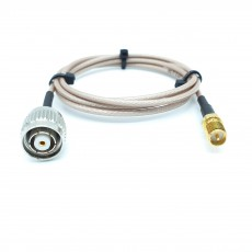 TNC(M)R.P암컷(역심형)-SMA(F)R.P수컷(역심형) RG179 Cable Assembly