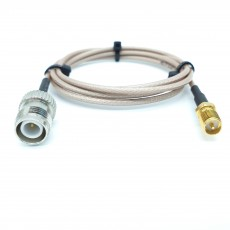TNC(F)R.P수컷(역심형)-SMA(F)R.P수컷(역심형) RG179 Cable Assembly
