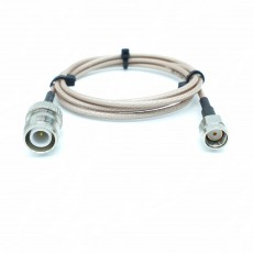 TNC(F)R.P수컷(역심형)-SMA(M)R.P암컷(역심형) RG179 Cable Assembly