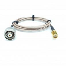 TNC(M)R.P암컷(역심형)-SMA(F)암컷 RG179 Cable Assembly