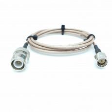 TNC(F)R.P수컷(역심형)-SMA(M)수컷 RG179 Cable Assembly