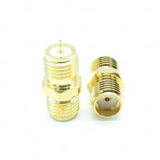 SMA(F) RB Flange Connector PIN 0.4T 2mm (Gold)