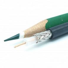 RG58(단심) PE 50옴 RF CABLE Max.2GHz 절단 판매
