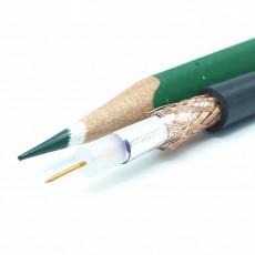 RG59단심 PE 75옴 RF CABLE Max.1GHz 절단 판매