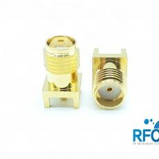 SMA(F)ST 4R PCB  L:11.5mm & 4R 깊이:2mm
