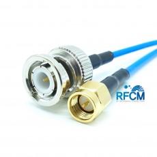 BNC(M)수컷-SMA(M)수컷 for SS405 Cable Assembly/50옴