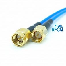 SMA(M)수컷-SMA(M)수컷 for SS405 Cable Assembly/50옴