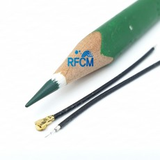 I-PEX-MHF4 PIug to OPEN 30mm Cable Assembly