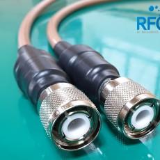 HN(M)수컷-HN(M)수컷 RG393 1m Cable Assembly-50옴