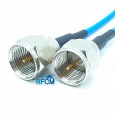 F(M)수컷-F(M)수컷 for SS405 Cable Assembly/50옴