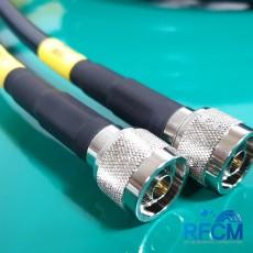 N(M)수컷-N(M)수컷 HF400(LMR400) 1m Cable Assembly-50옴
