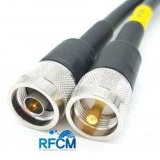 N(M)수컷-M(M)수컷 RG8 1m Cable Assembly-50옴