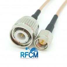 SMA(M)수컷-TNC(M)수컷 RG-316/S Cable Assembly / 50옴